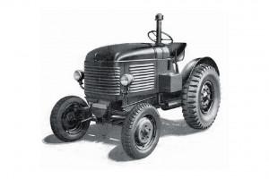 Steyr Type 180, rocznik 1947, fot. mat. prasowe