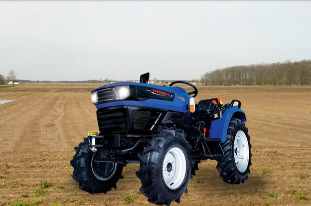 Farmtrac Atom dostępny również w Polsce, fot. mat. prasowe