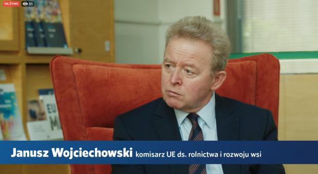 Wojciechowski: konieczna jest większa samowystarczalność UE