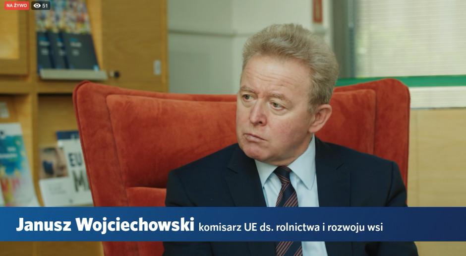 Wojciechowski: ubój bez ogłuszenia zakazany w całej UE; wyjątkiem obrzędy religijne