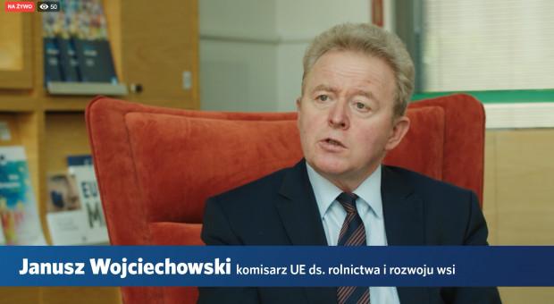 Wojciechowski: trzeba ograniczać koncentrację własności ziemi