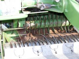 Ważna jest ocena stanu rotora (zużycie, luzy, deformacje) iukładu cięcia. Samo zużycie noży jest mniej istotne