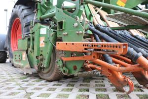 Redlice stopkowe mają hydraulicznie regulowany docisk