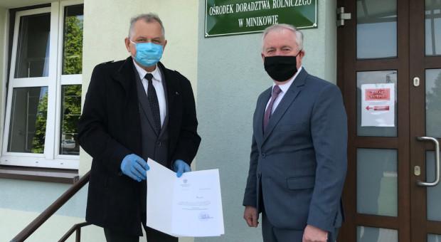 Ryszard Zarudzki został dyrektorem Kujawsko-Pomorskiego ODR