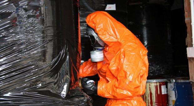 Aresztowani za składowanie niebezpiecznych odpadów