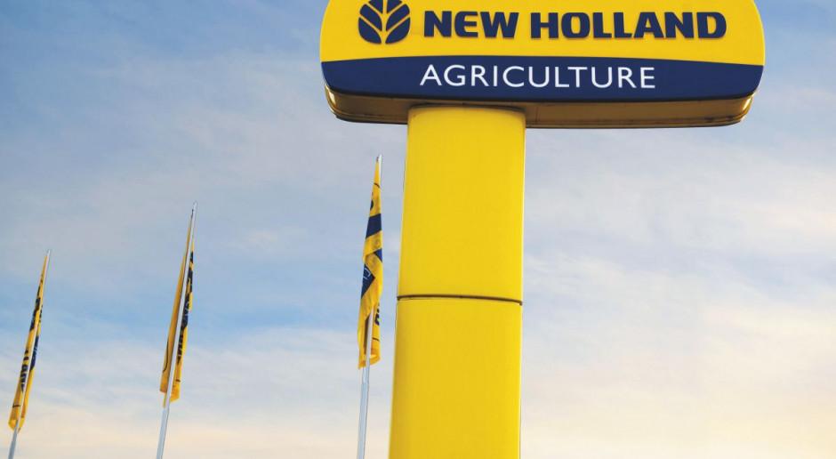 Zmiana w sieci dealerskiej New Holland