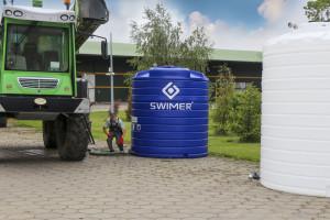 Wybieramy naziemny zbiornik do magazynowania deszczówki