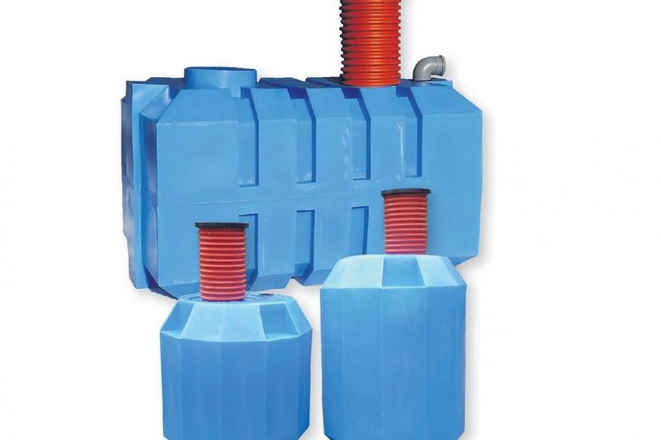 Przy wyborze zbiornika do gromadzenia wody, powinniśmy się kierować przede wszystkim jego jakością. Na jakość zbiornika ma wpływ metoda i materiał z jakiego jest wykonany oraz kolor, Fot. Pro-Plast