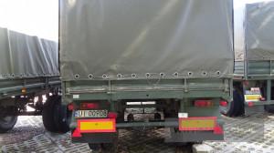 Przyczepa samochodowa D-83, 10 t w cenie 10000 zł (OR AMW Bydgoszcz), fot. mat. prasowe