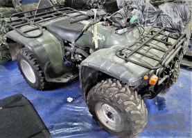 Jest również i quad Honda TRX300 w cenie 6000 zł, (OR AMW Bydgoszcz), fot. mat. prasowe