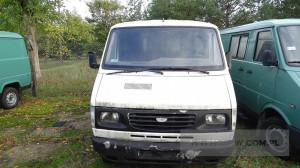 Na licytacjach wystawionych jest kilka samochodów dostawczych Lublin, roczniki 1998 - 2000 w cenach 1700 - 2300 zł, fot. mat. prasowe