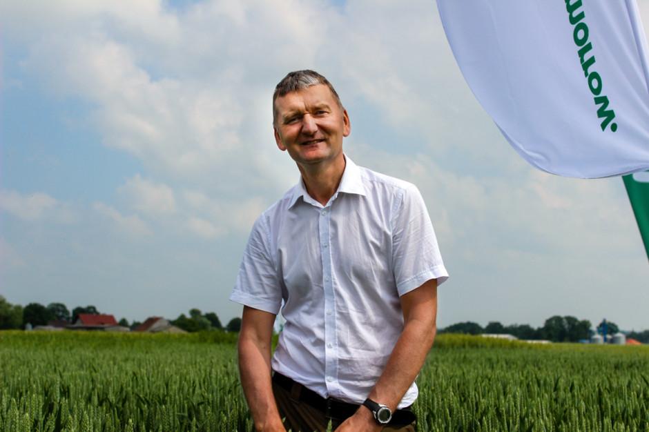 Grzegorz Wieszołek, kierownik ds. doświadczeń, Nufarm Polska