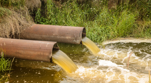 Rząd przetestuje wodę ze ścieków na polach