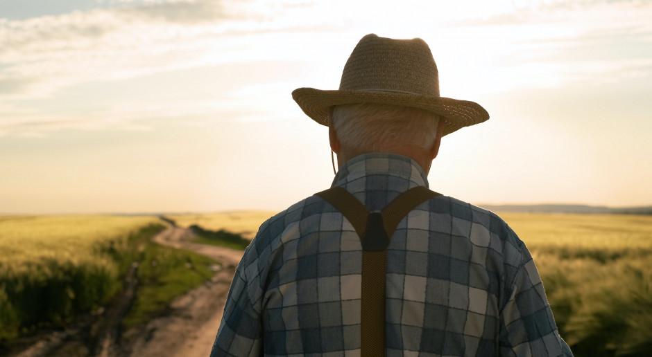 Emerytura i ziemia nadal w ręku rolnika?