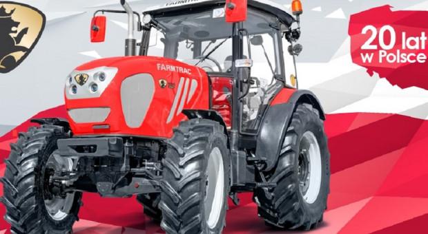 Wyjątkowa oferta na 20-lecie polskiej fabryki Farmtrac