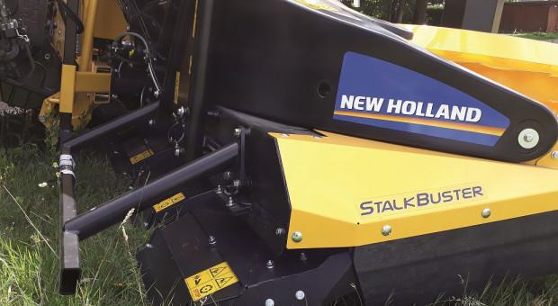 StalkBuster także w sieczkarniach New Holland