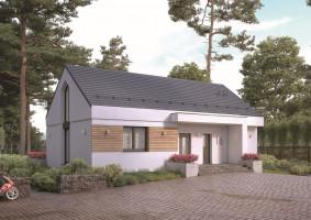 Projekt domu w stylu stodoły, CYTRUS, Studio projektowe Dom w Stylu