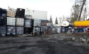 Przestępcy urządzali składowiska także na niezamieszkałych posesjach