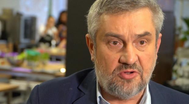 Ardanowski:  musimy odzyskać rynek wewnętrzny