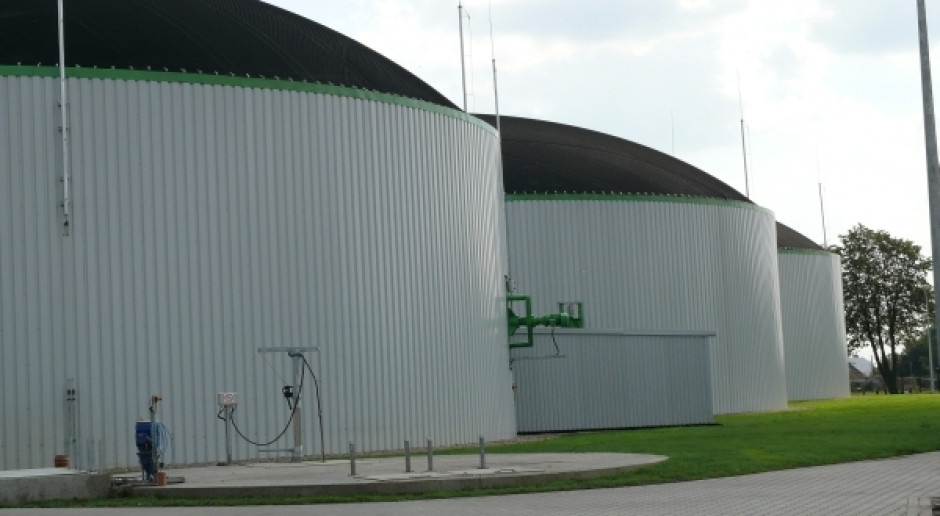 Prezes PSG: chcielibyśmy wykorzystać potencjał rolnictwa do produkcji biogazu