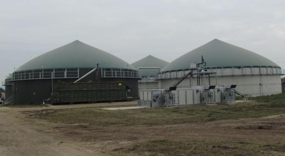 Goodvalley bazuje dzisiaj na 8 biogazowniach