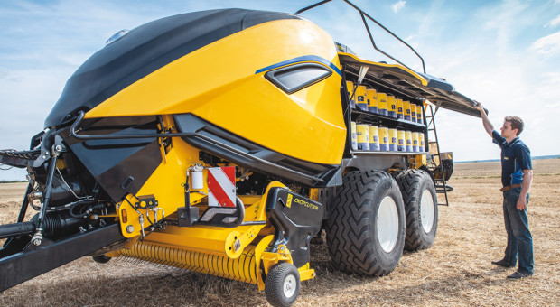 New Holland Big Baler 1290 High Density