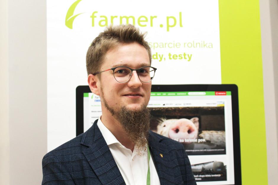 Piotr Cybulski –lekarz weterynarii, specjalista od chorób trzody chlewnej ilaboratoryjnej diagnostyki weterynaryjnej