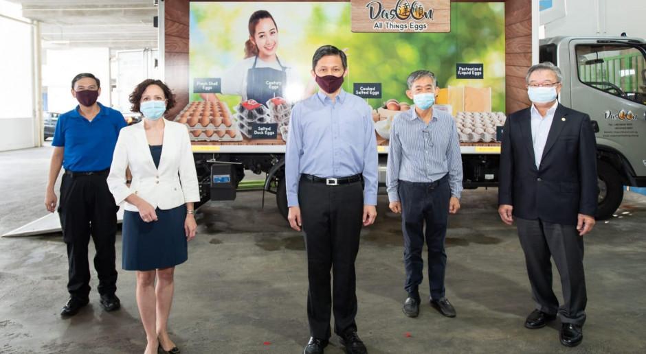 Singapur entuzjastycznie wita polskie jaja