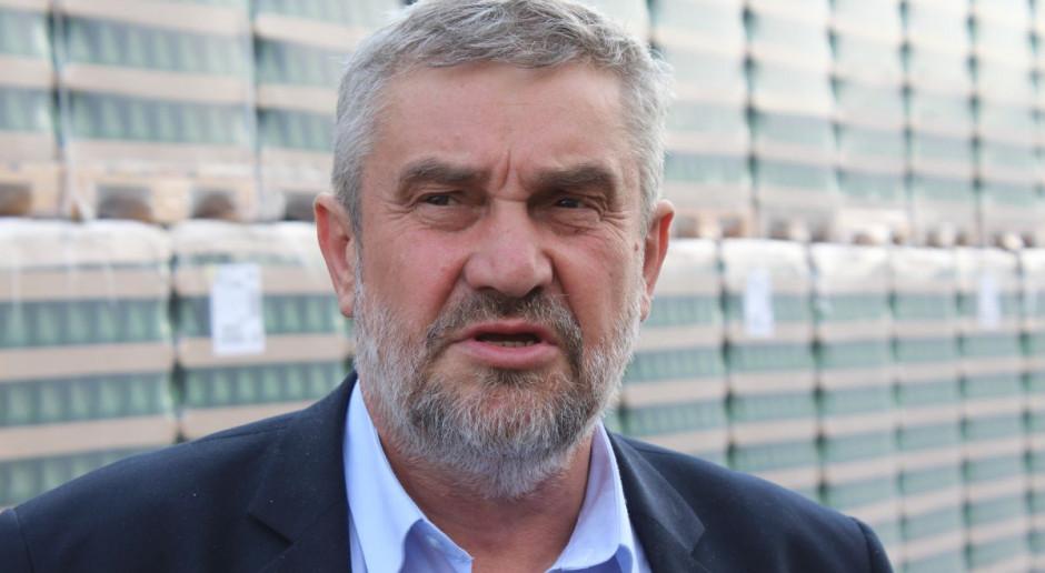 Ardanowski: ministrem się bywa, rolnicy oceniają mnie pozytywnie