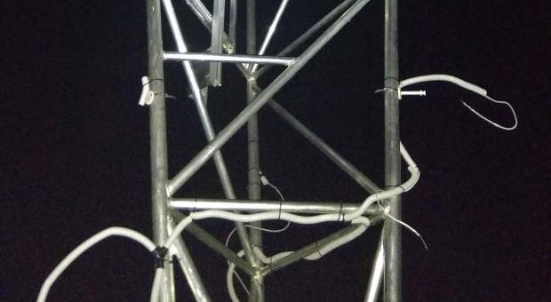 Ukradli monitoring z wieży przeciwpożarowej leśników