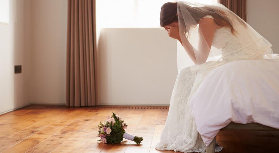 Koronawirus wyciął śluby