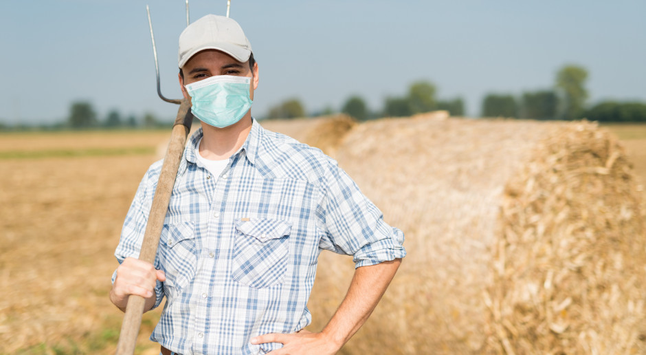 Z PROW do 5 tys. euro dla rolnika oraz do 50 tys. dla firm na pomoc po koronawirusie?