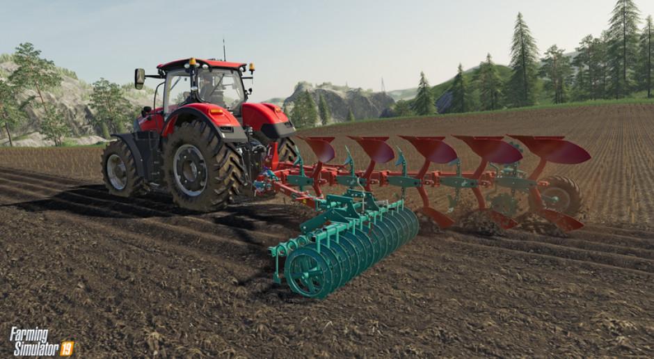 Maszyny Kverneland dostępne w grze Farming Simulator 19