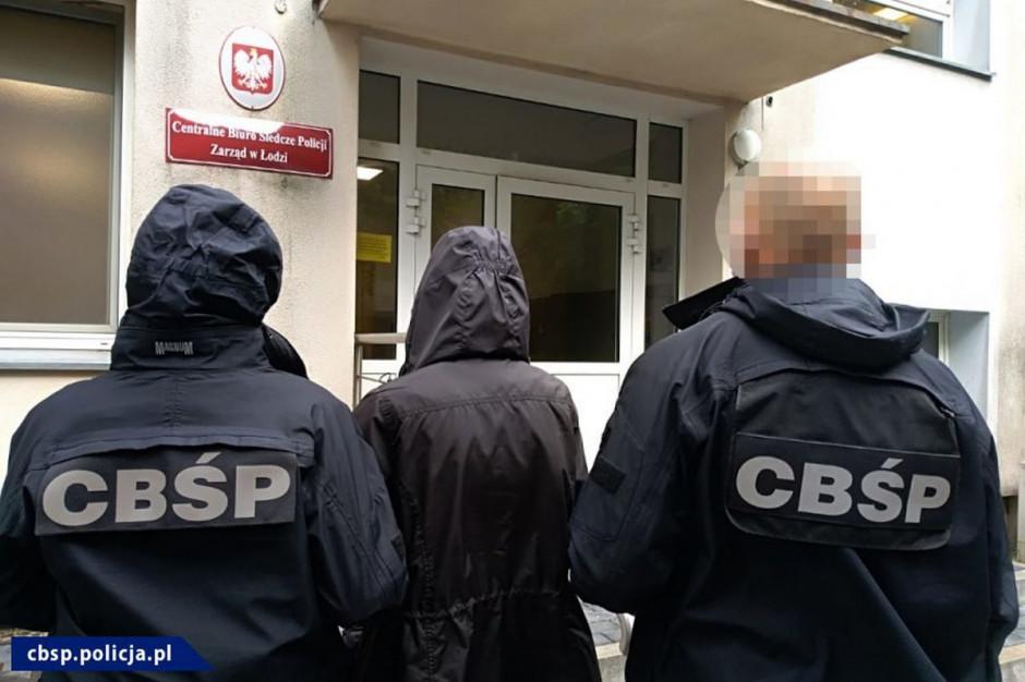 CBŚP zatrzymał kolejne osoby w prowadzonej od 4 lat sprawie, dotyczącej oszust podatkowych w branży mięsnej, Foto: CBŚP
