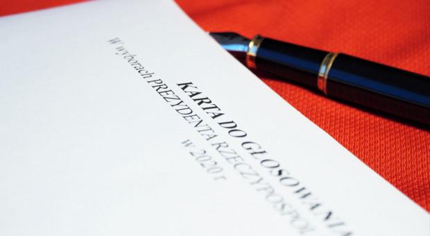 Piątek ostatnim dniem na wrzucanie kopert zwrotnych do skrzynek dla głosujących korespondencyjnie