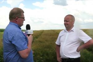 Na dniach pola IGP Polska z kamerą Farmera