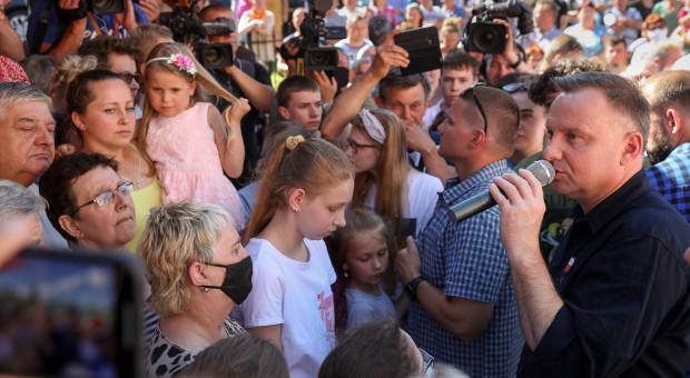 Prezydent: Będą dodatkowe środki z UE dla polskich rolników poszkodowanych przez epidemię