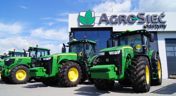 10 nowych John Deere'ów z Agro-Sieci dla Laird Agro Group