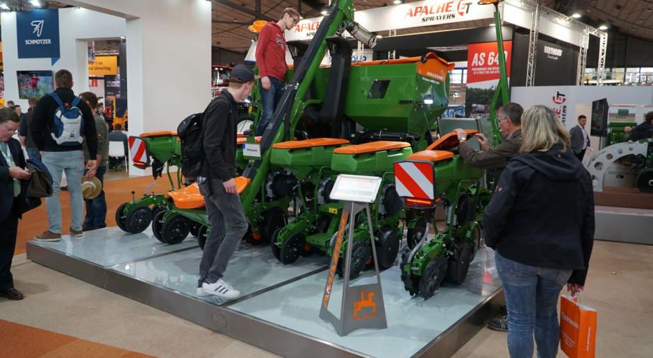 Słabe nastroje w branży maszyn rolniczych