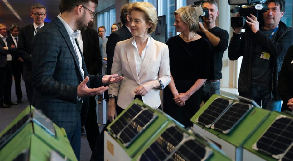 Von der Leyen: w UE nie będzie ożywienia bez Europejskiego Zielonego Ładu