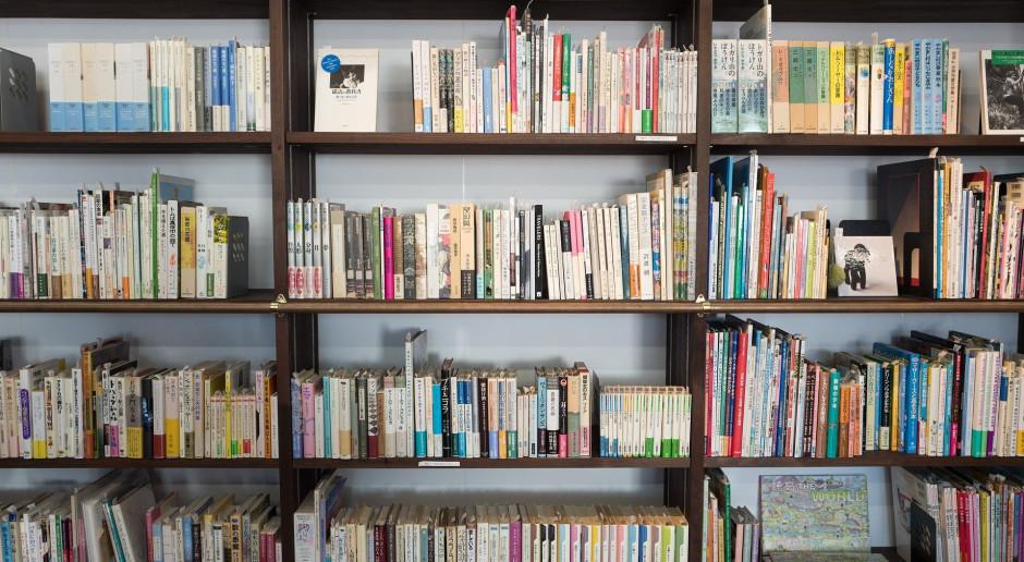 Większość bibliotek działa na wsi