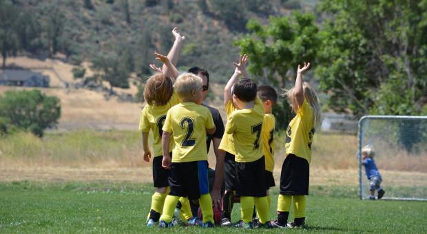 Nagrody dla młodych, wiejskich piłkarzy czekają