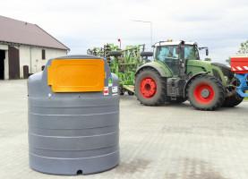 Umiejscowienia naziemnego zbiornika do magazynowania paliwa nie można pozostawić przypadkowi