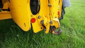Zaczep typu hitch to bardzo przydatne wyposażenie wzastosowaniach rolniczych