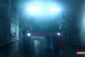 Horsch prezentuje klip z tajemniczą nową maszyną