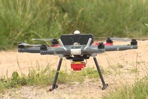 Dron w gospodarstwie na wyciągnięcie ręki