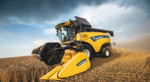 Nowy kombajn New Holland CH Crossover Harvesting