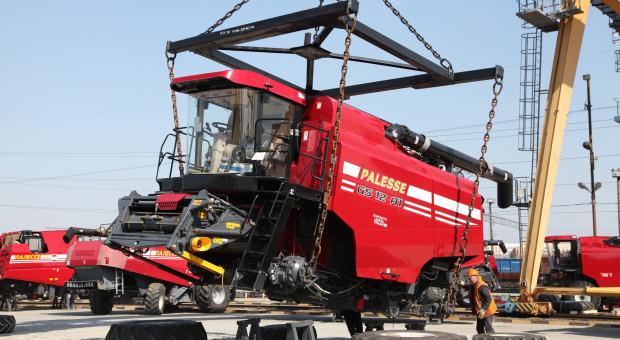 Białoruski Gomselmash zwiększa produkcję i eksport