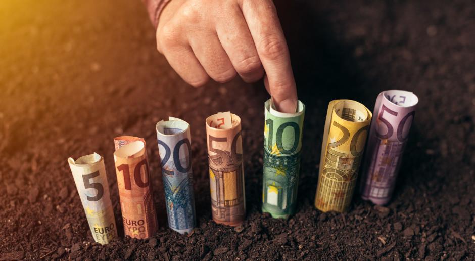 W Polsce w 2027 roku nadal będzie 216 euro na ha, w UE już jest 260