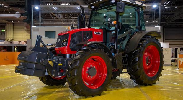 Oto uczestnicy konkursu Tractor of the Year 2021